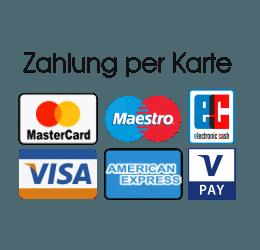 Zahlungsmöglichkeiten in unserer Kanzlei