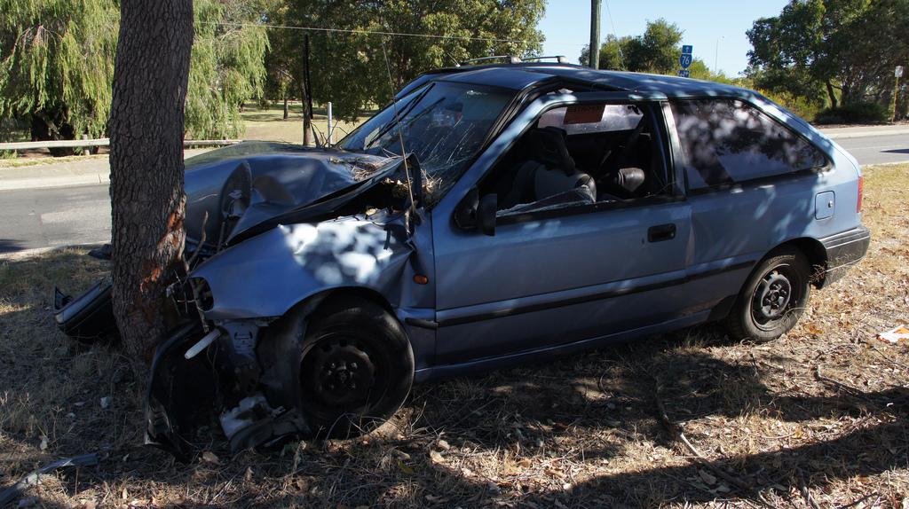 car crash photo