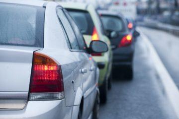 Nötigung im Straßenverkehr durch dichtes Auffahren