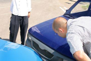 Verkehrsunfall: Kürzung des Schadensersatzes bei Vorschäden ungeklärten Umfangs