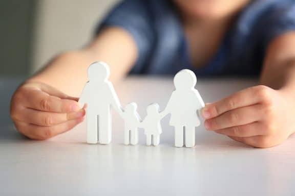 Adoption durch Tante