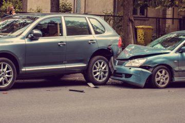 Verkehrsunfall – Auffahren auf liegengebliebenes Fahrzeug