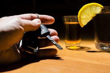 Alkohol und Drogen am Steuer
