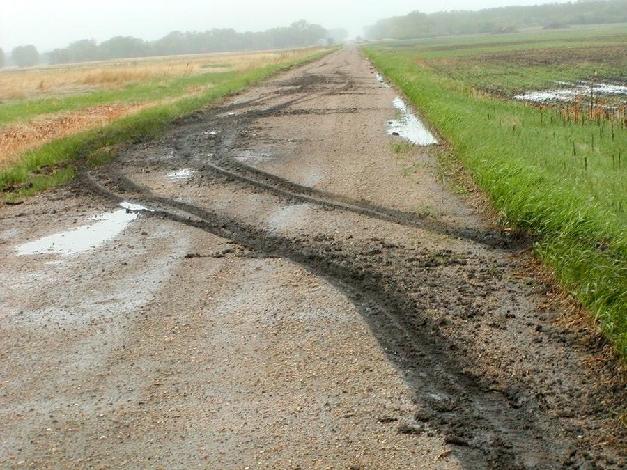 Verkehrsunfall: Haftungsverteilung bei Unfall mit einbiegenden Fahrzeug aus Feldweg