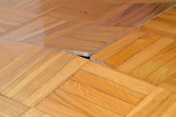 Mietminderung bei Fußbodenmangel und Unebenheiten