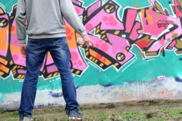 Graffiti eine Sachbeschädigung?