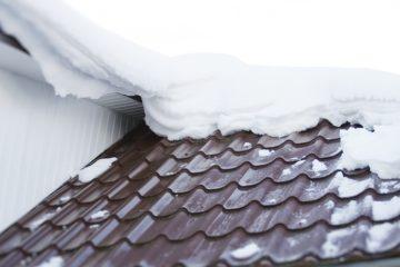 Dachlawine – Haftung des Hauseigentümers