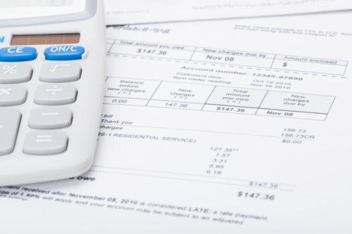 Betriebskostenabrechnung  - Relevanz pauschaler Einwendungen