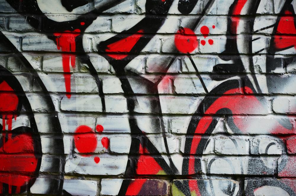 Betriebskosten - Kosten der Beseitigung von Graffitiverunreinigungen