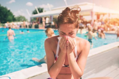 Virusinfektion in einem Hotel als Reisemangel - Anscheinsbeweis für Verursachung