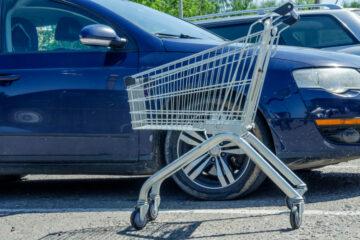 Supermarktparkplatz – Überschreiten der zulässigen Maximalparkdauer – Abschleppen