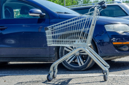 Supermarkt: Überschreiten zulässiger Maximalparkdauer - Abschleppen