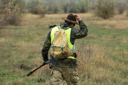 Haftung des Jagdausübungsberechtigten für Wildschäden