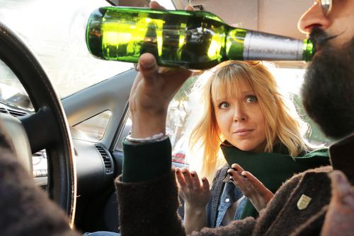 Verkehrsunfall - Mitverschulden Beifahrer bei Trunkenheitsfahrt