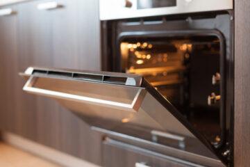 Ofenkauf – Erwärmung des Ofentürgriffs als Mangel