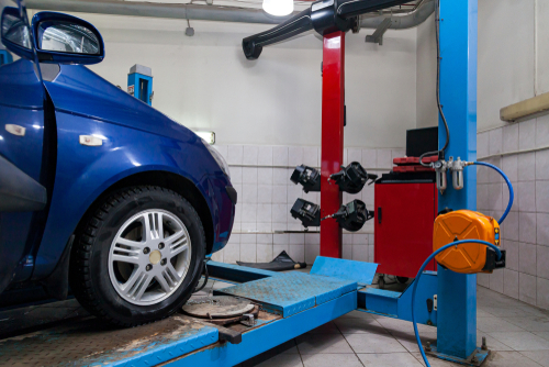 Werkstatt – Zurückbehaltungsrecht Fahrzeug bei geringer Forderung