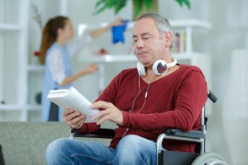 Genehmigungserteilung zum behindertengerechten Umbau der Mietwohnung