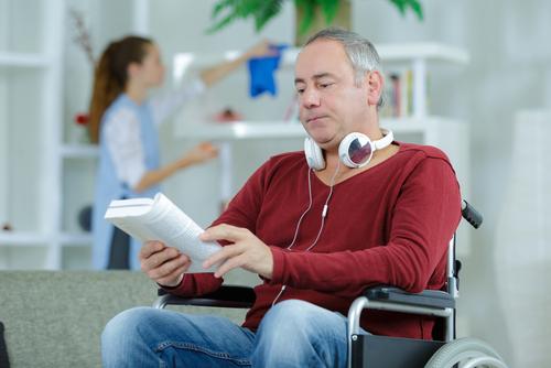 Genehmigungserteilung behindertengerechter Umbau Mietwohnung