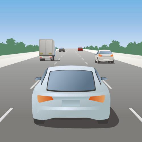 Verkehrsunfall - Überfahren einer Mittellinie führt nicht zu einer unklaren Verkehrslage