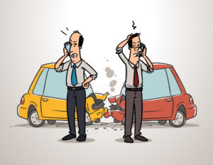 Verkehrsunfallmanipulation - Indizienbeweis nach Berliner Modell