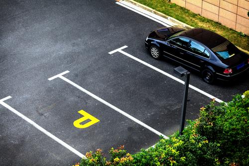 Parken auf fremdem Grund - Verbotene Eigenmacht