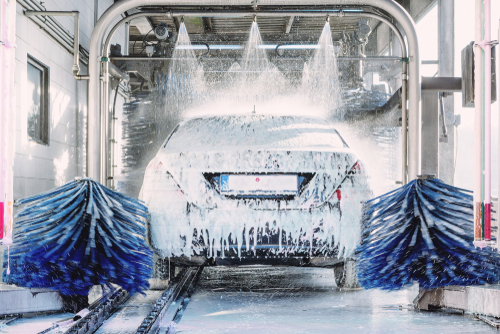 Waschanlagenbetreiber - Verkehrssicherungspflicht - Haftung für Schäden