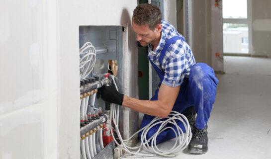 Beschädigung Heizungsanlage infolge unwetterbedingter Stromunterbrechungen