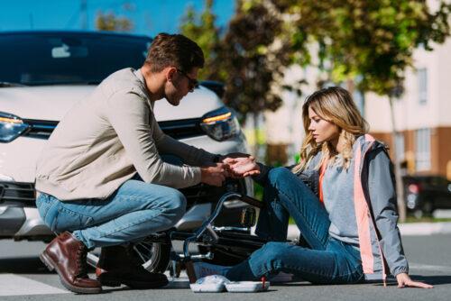 Verkehrsunfall mit Personenschaden - Bemessung Schmerzensgeld - Anpassungsstörung