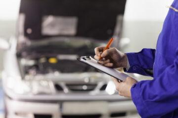 Verkehrsunfall – Reparaturnachweis von Vorschäden