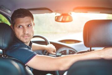 Verkehrsunfall – Rückwärtsfahren – Ausweichmanöver