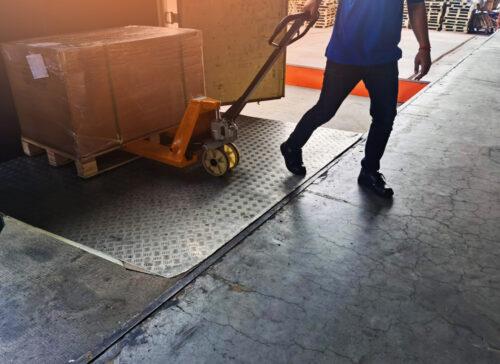 Verlust Transportgut - Schadensersatzanspruch