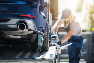 Verkehrsunfall – Erstattungsfähigkeit Abschleppkosten